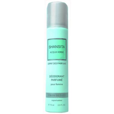 """Парфюмированный дезодорант """"Шансита.Свежая вода"""", 75 мл"""
