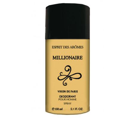 """Парфюмированный дезодорант """"Миллионер"""", 150 мл"""
