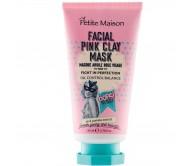 """Маска для лица из розовой глины """"Petite Maison"""", 80 мл"""