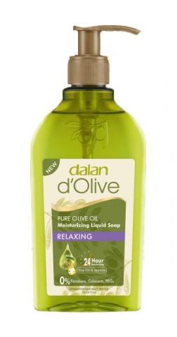 Жидкое мыло с маслом оливы и экстрактом жасмина, 300 мл