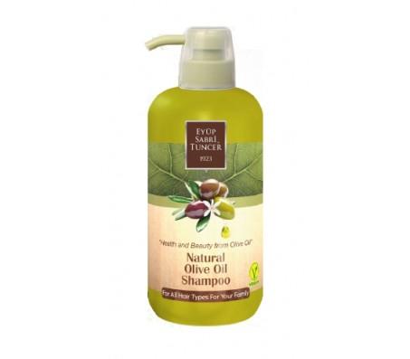 Шампунь с натуральным оливковым маслом, 600 мл