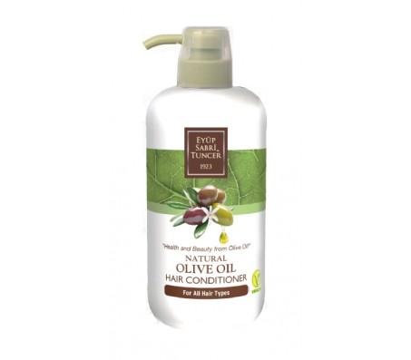 Кондиционер для волос с натуральным оливковым маслом, 600 мл