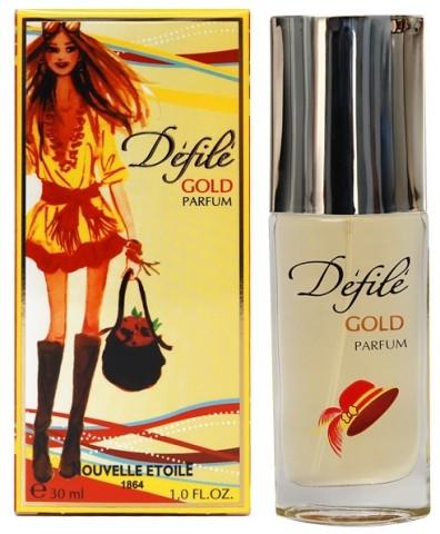 """Духи """"Дефиле Gold"""", 30 мл"""
