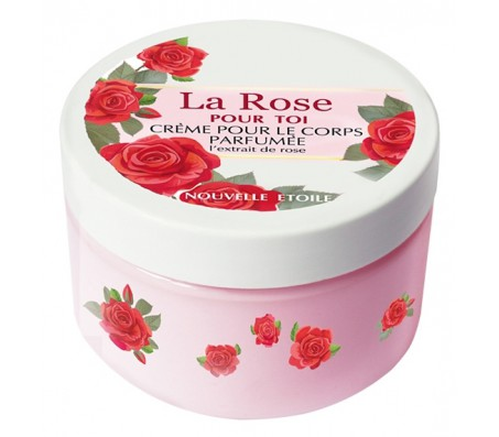 """Крем для тела парфюмированный """"Роза для тебя"""""""