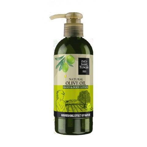 Лосьон для рук и тела с оливковым маслом, 250 мл