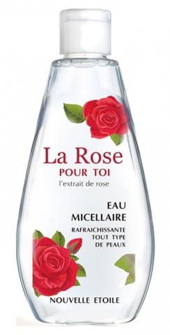 """Мицеллярная вода освежающая """"Роза для тебя"""", 200 мл"""