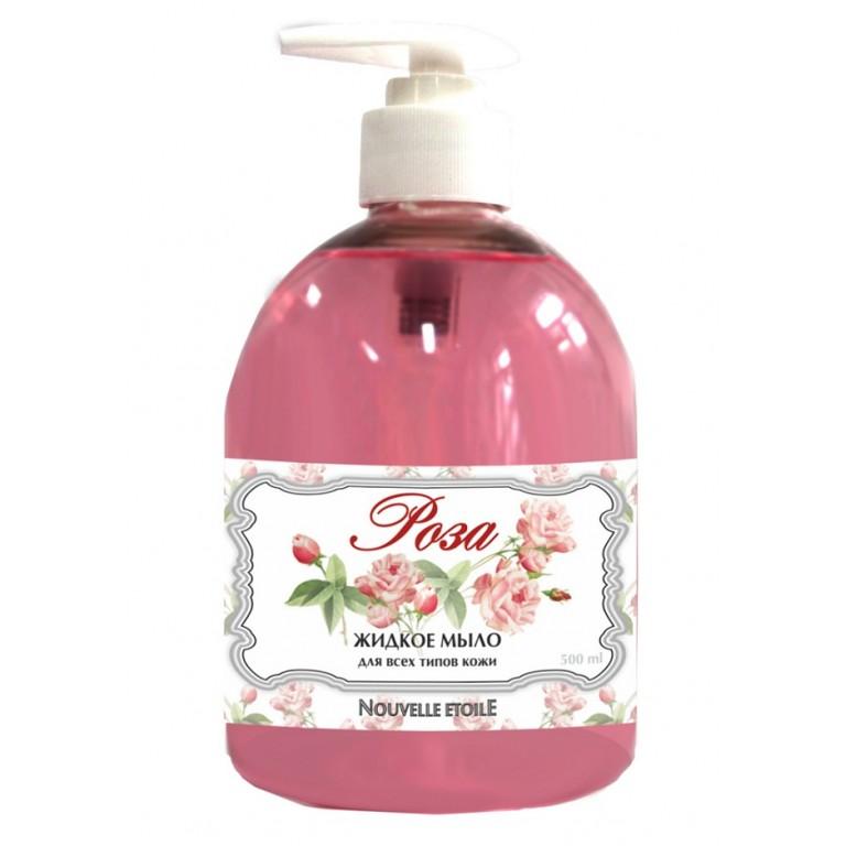 """Жидкое мыло """"Роза"""""""