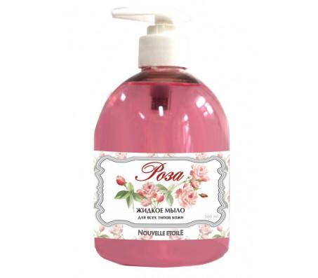 """Жидкое мыло """"Роза"""", 500 мл"""