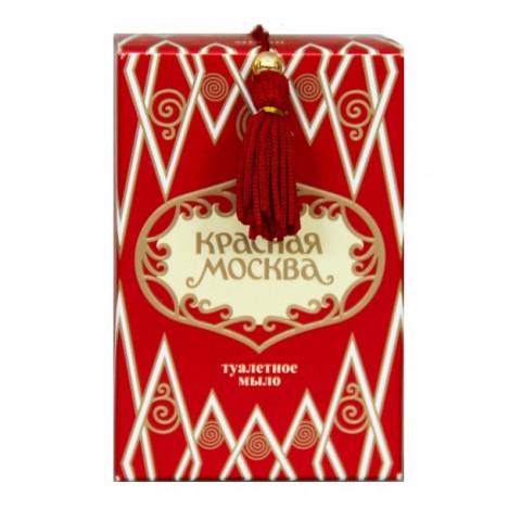 """Мыло туалетное """"Красная Москва"""" в подарочной коробке"""