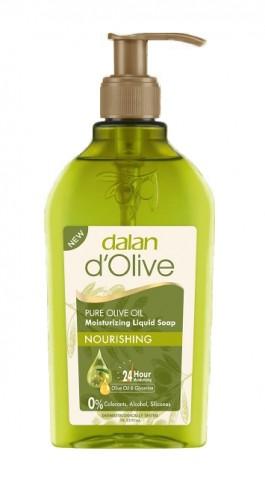 Жидкое мыло с маслом оливы и глицерином, 300 мл