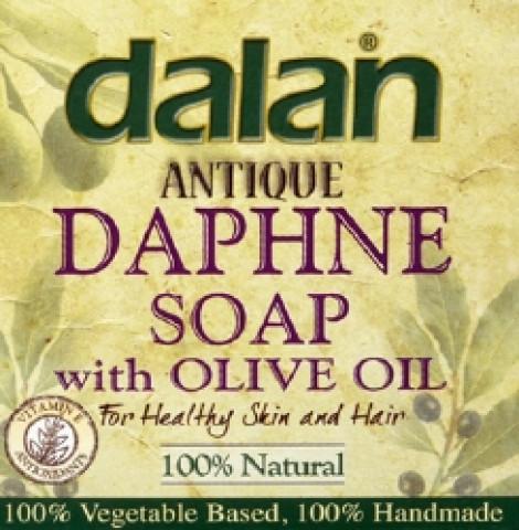 """Мыло туалетное с оливковым и лавровым маслами серии """"Далан"""", 150 г"""