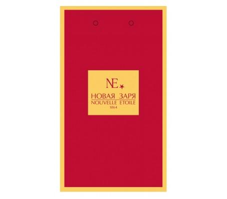 Пакет бумажный ламинированный красный