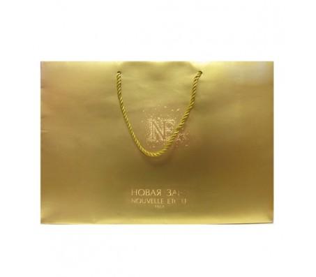 Пакет золотой NE