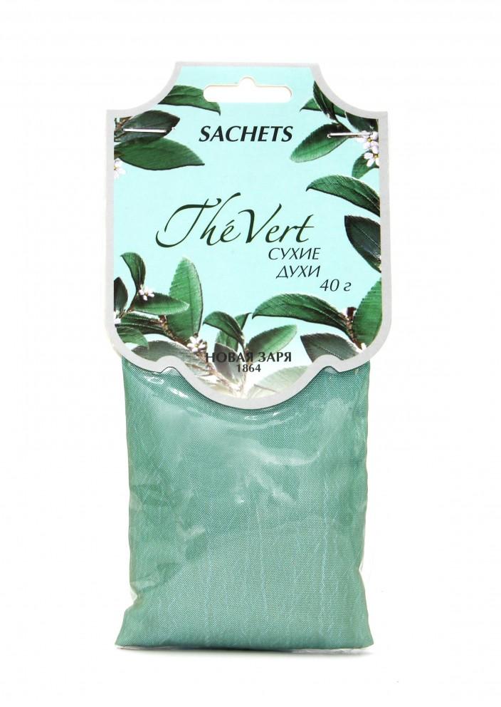 """Сухие духи """"Зеленый чай"""""""