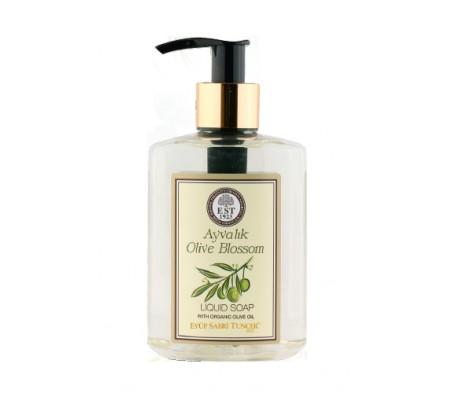 """Жидкое мыло """"Цветок оливы"""" c оливковым маслом, 250 мл"""