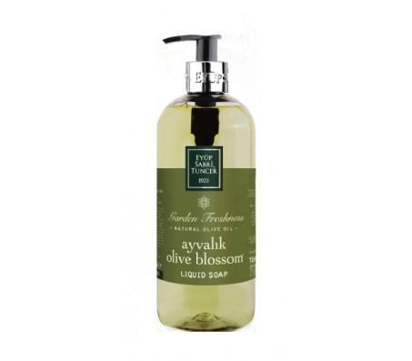 """Жидкое мыло """"Свежие сады.Олива"""" c оливковым маслом, 500 мл"""