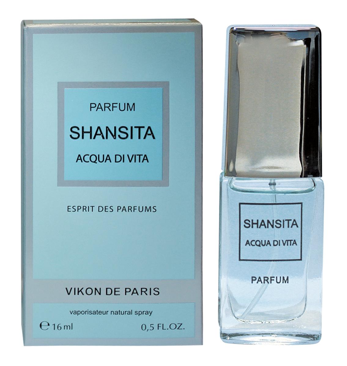 женская парфюмерная вода   Дух Духов  Шансита Acqua di Vita  50 мл.