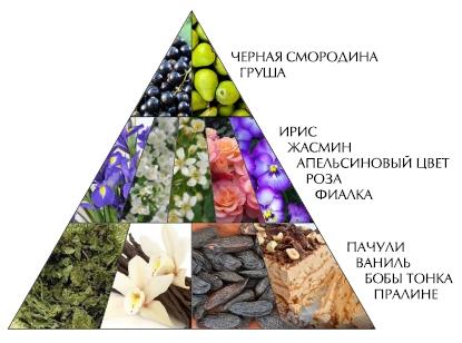 "Молочко для тела ""Жизнь прекрасна"" пирамида"
