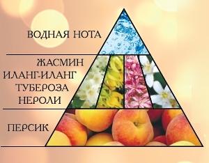 "Пирамида ароматов ""Мадоре Танец ароматов"""